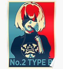 2B Nier H o p e Poster Poster