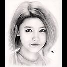 Girls' Generation Sooyoung Choi by kuygr3d