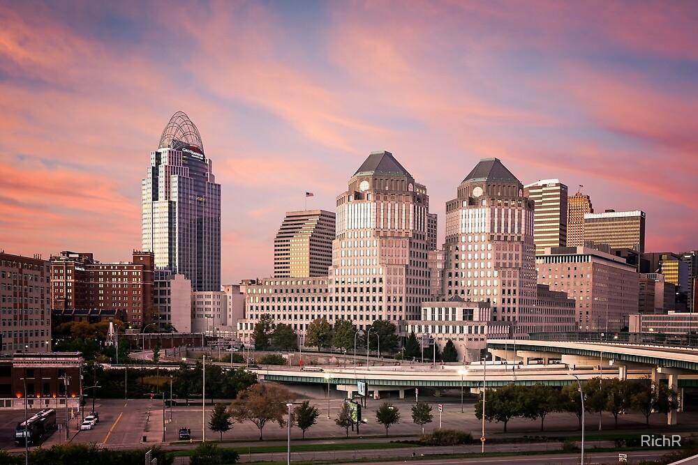 Cincinnati Sunrise by RichR