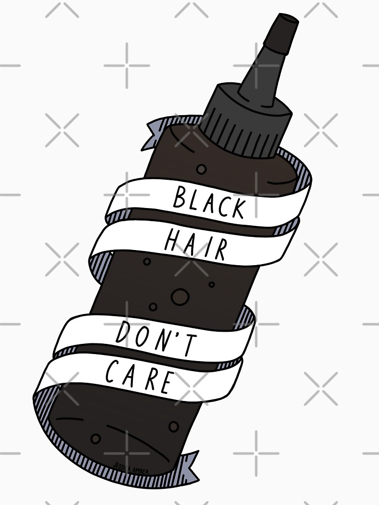Black Hair Don't Care by JessicaAmber