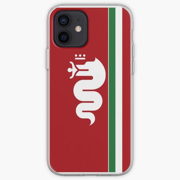 Alfa Romeo Biscione Coque souple iPhone