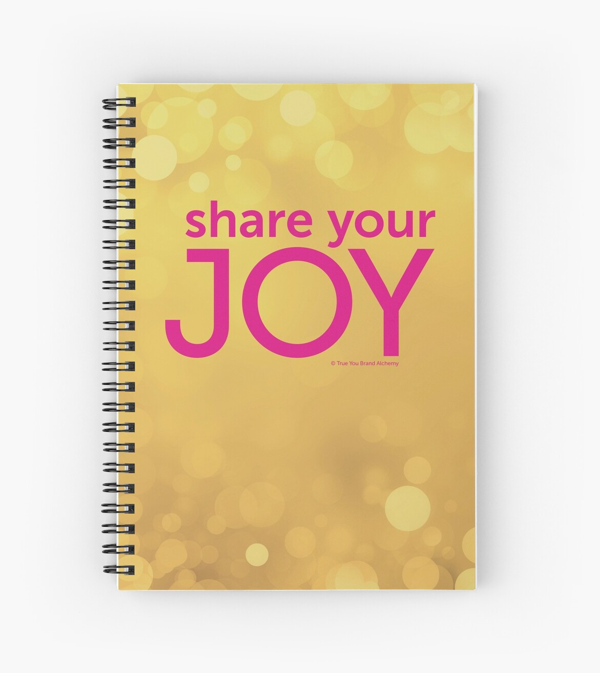 Golden Share Your Joy by ElaineCallahan