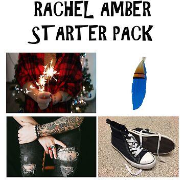Rachel Amber Starter Pack by gypsywicksy