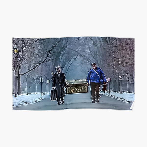 planes trains and automobiles print Poster