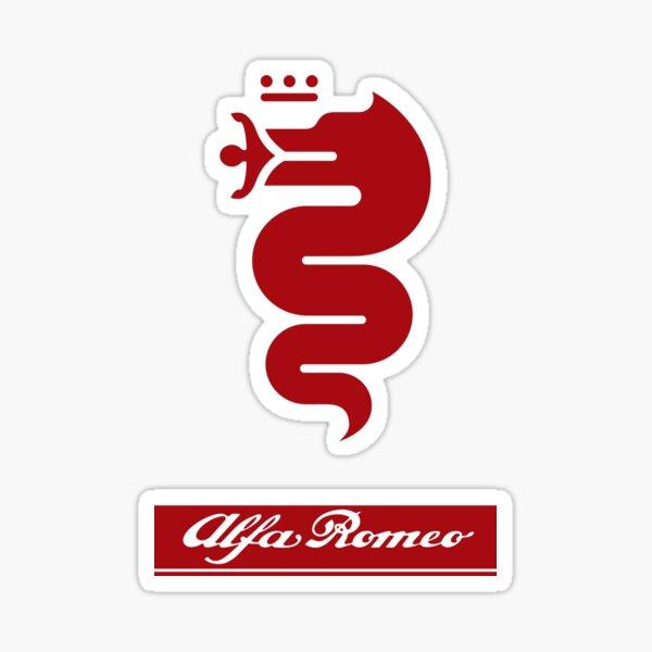 Alfa Romeo Classic Pegatina