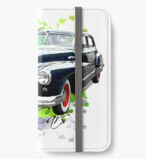 Classic Cars iPhone Wallet/Case/Skin