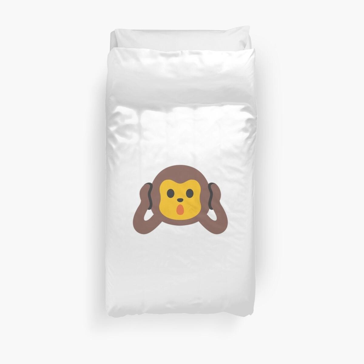Monkey Quiet by DeviGod