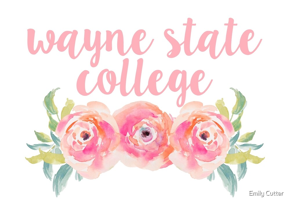 Wayne State by Emily Cutter