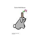 Toilet Roll Bunny by WeirdBunnies