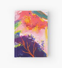 Paradise Reef Hardcover Journal