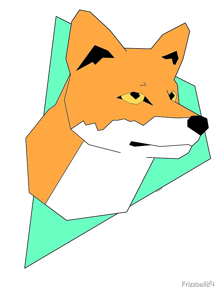 fox thing by Frizzball24