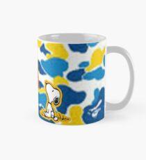 Hobbes and Snoopy Bape Mug
