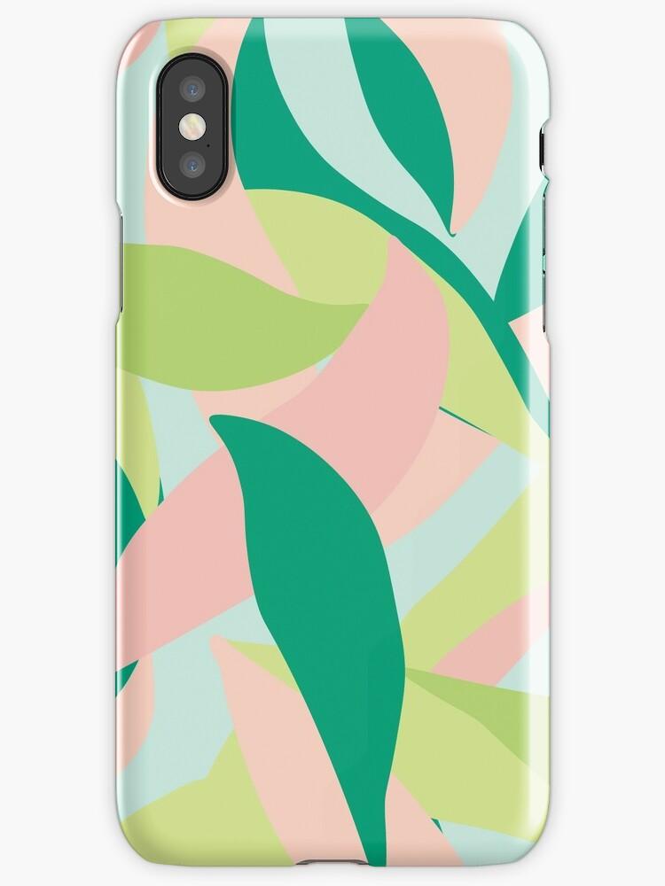 green leaves by phatphinx