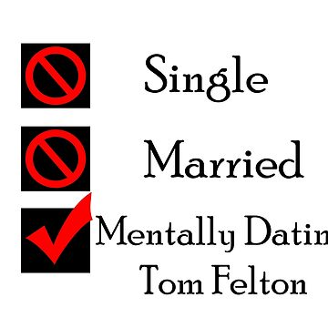 Mentally Dating Tom Felton by wasabi67