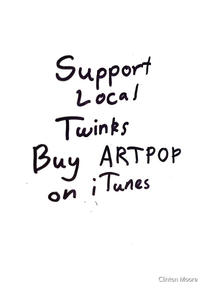 Support Local Twinks by CJInteriors