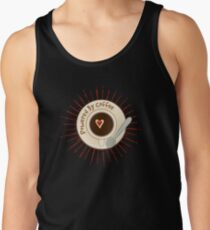 Powered by Coffee Tank Top