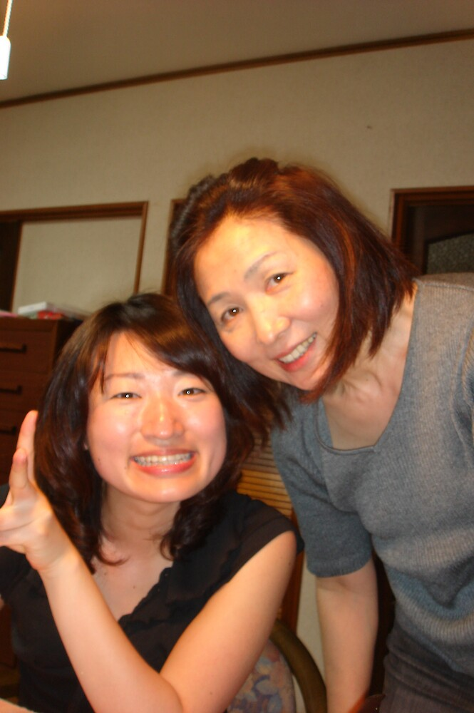 Mom and I by yukina