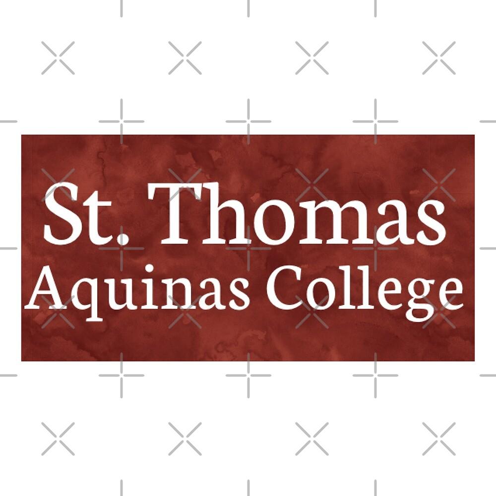 St. Thomas Aquinas College by Emilyyyk