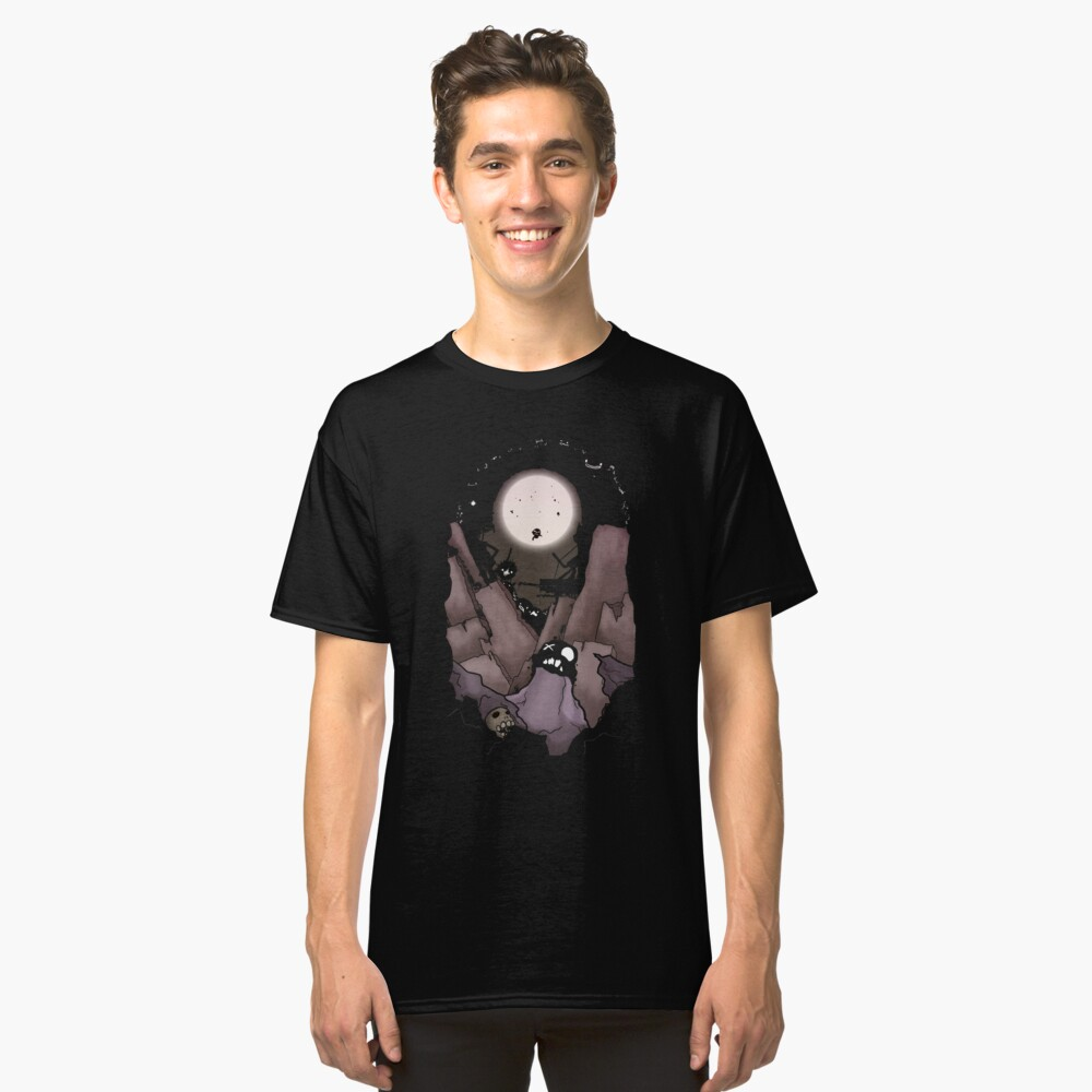 The End is Nigh Classic T-Shirt Front