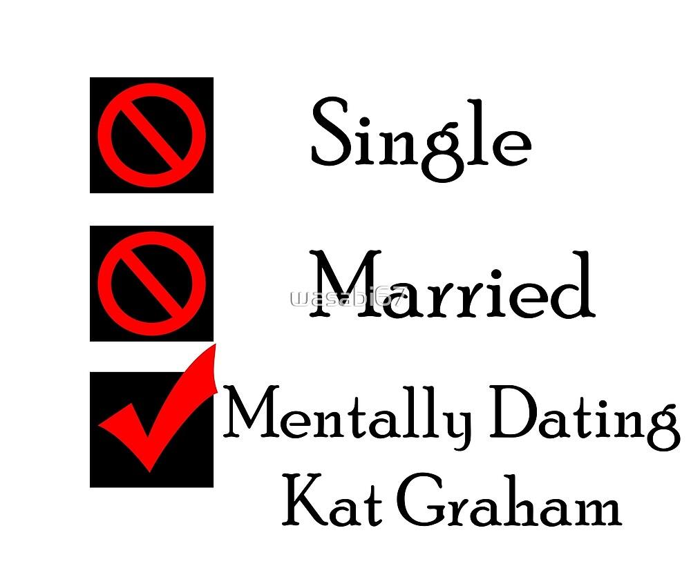 Mentally Dating Kat Graham by wasabi67