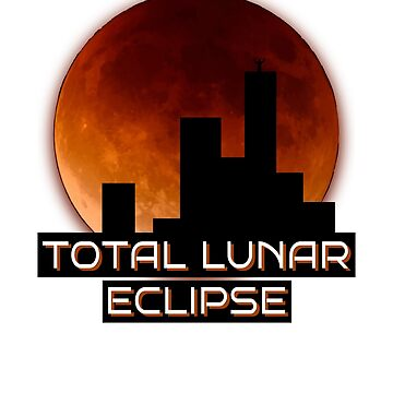 Total Lunar Eclipse Art by lopps
