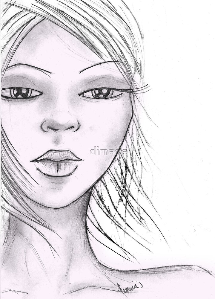 quick sketch by dimarie