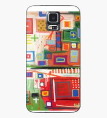 City Map Case/Skin for Samsung Galaxy