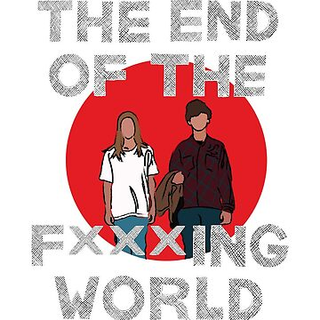 The end of the F***ing World fan art by ShayMcG