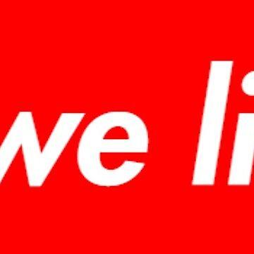 We lit box logo by LethalM