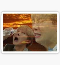 Jhope Crying Meme Sticker