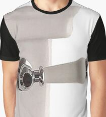 Handle of toilet bowl - Ручка унитаза Graphic T-Shirt