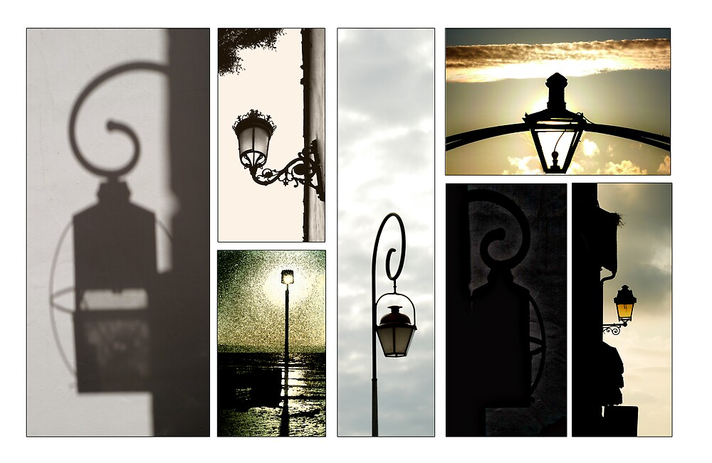 shapes and shades a study of the lamp by ragman