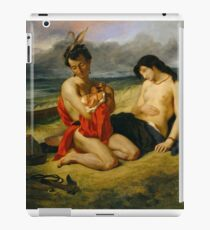 Natchers 1835 Eugene Delacroix iPad Case/Skin