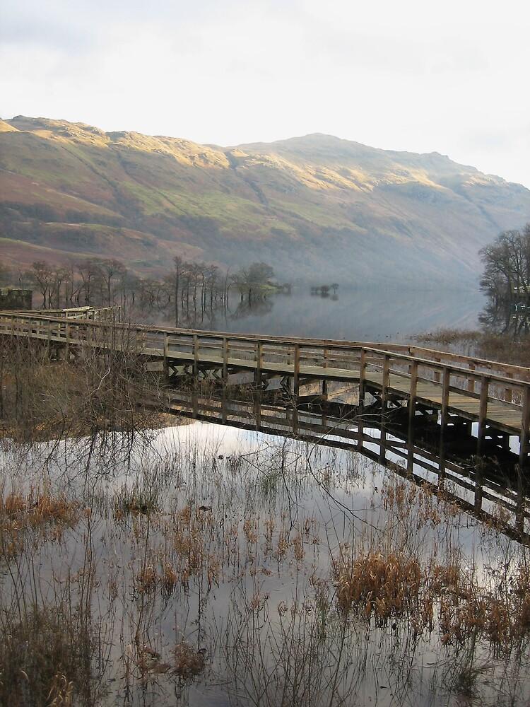 Loch Lomond by jojobob
