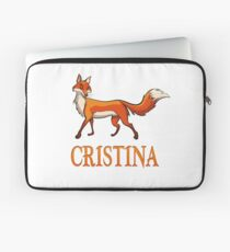 Cristina Fox Laptoptasche