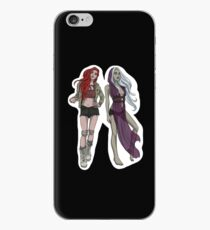 en & tsu iPhone Case