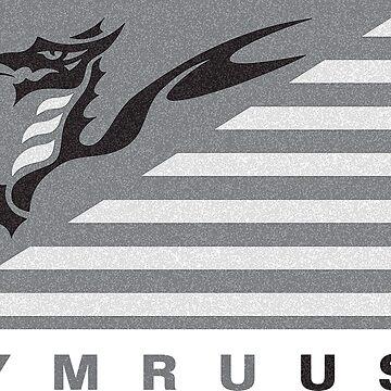 CymruUSA flag grays by jamesgoodchap14