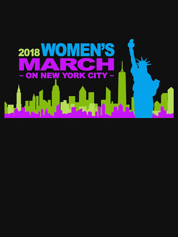 women's  march 2018 new york by monilo012