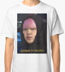 "Jimin ""Richter in Mochi"" Meme Classic T-Shirt"