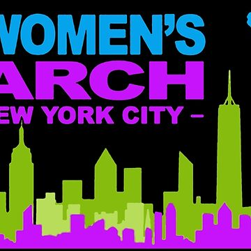 women's  march 2018 new york by monilo012