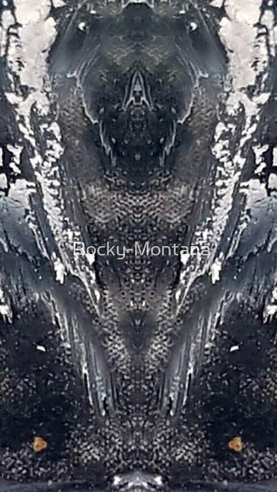 Rocky Montana - Space, Watcher, Cosmic Message by Rocky-Montana