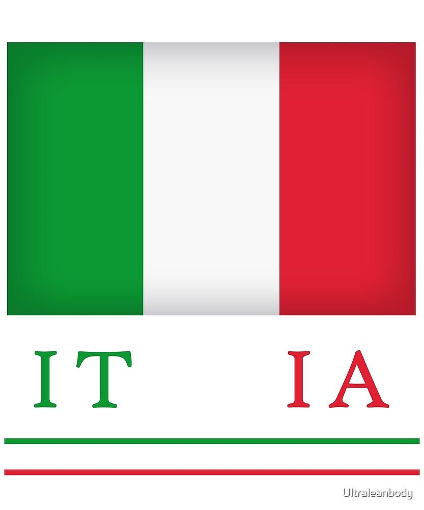 ITALIA by Ultraleanbody