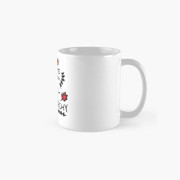 My Favorite Season is the Fall of the Patriarchy  Classic Mug