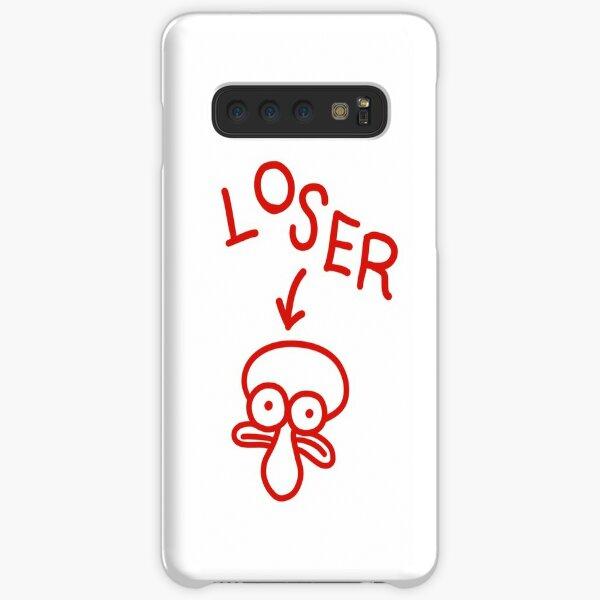 Squidward Loser Samsung Galaxy Snap Case