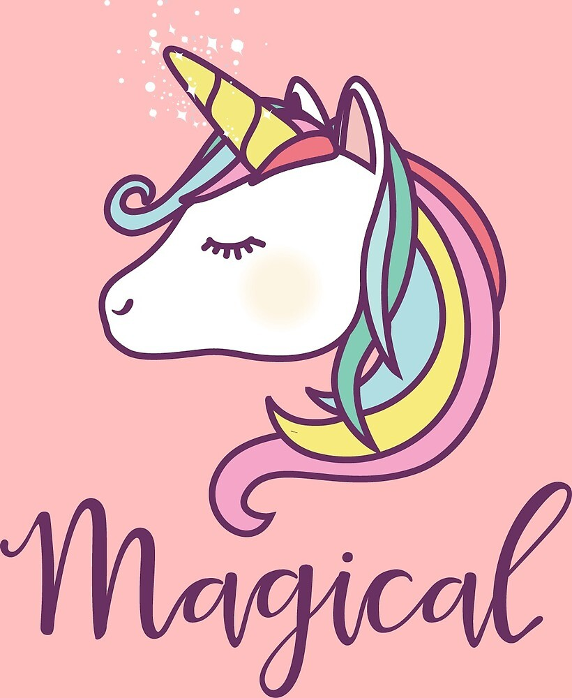Magical Unicorn by artly