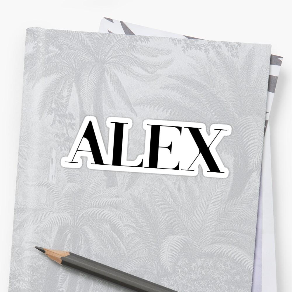Alex by FTML