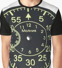 Techno Punk Clothing Graphic T-Shirt