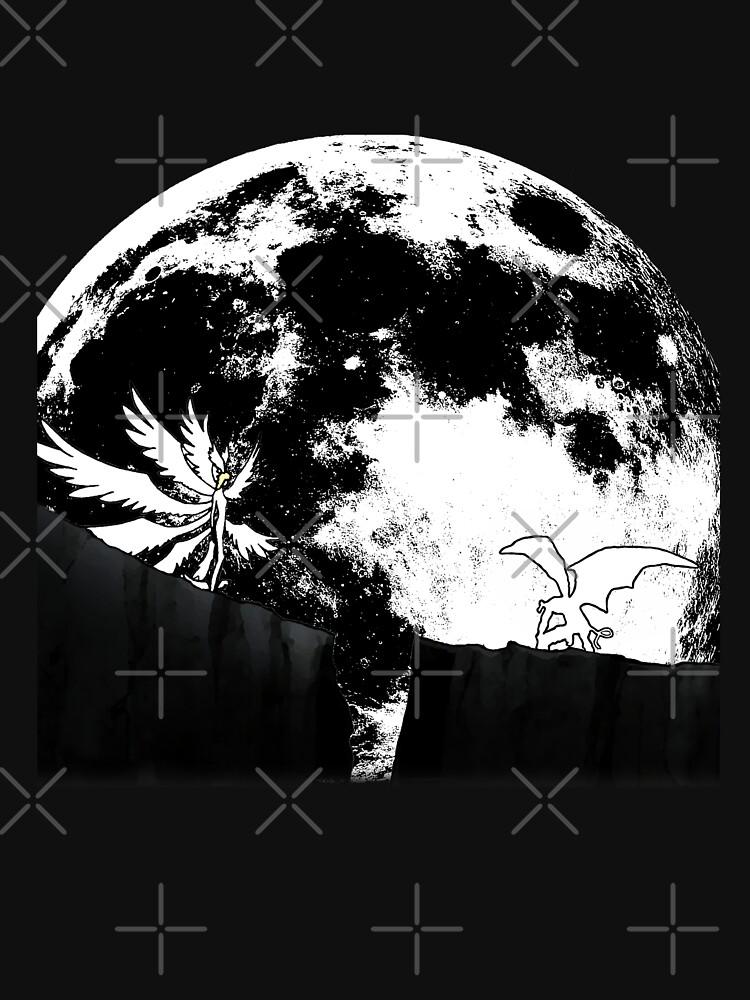 Devilman: Crybaby - Akira and Ryo by KiaTheKing