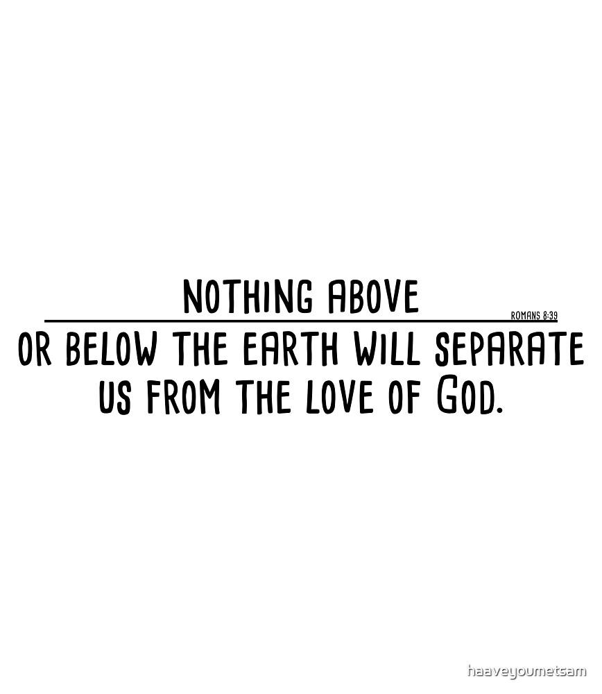 Nothing Above or Below by haaveyoumetsam