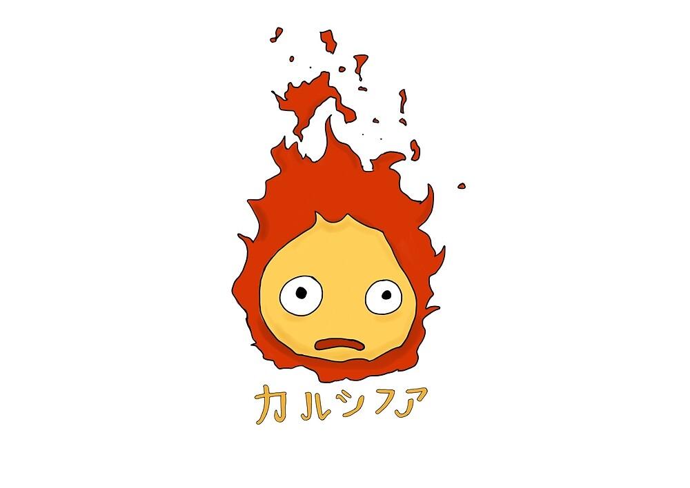 Fire demon by Coldstars